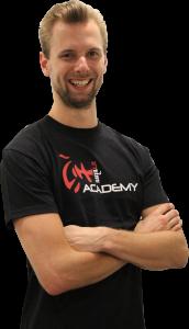 Gijs van Bruggen - Chi Academy
