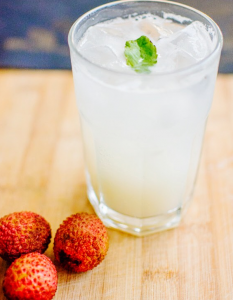 Lychee Mocktail