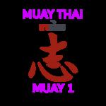 Examen Muay Thai