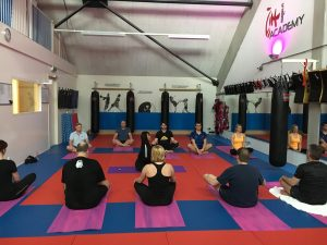 Meditatie sessie (Vipassana meditatie) @ Chi Academy