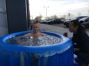 Workshop Wim Hof Methode Fundamentals @ Chi Academy