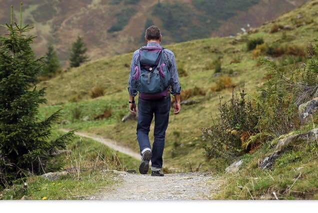 Stilte wandeling
