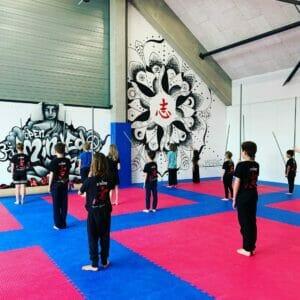 kung fu kids, lenigheid, zelfvertrouwen kinderen, respect, zelfbewustzijn, discipline