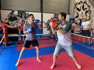 boks clinic, boks workshop, kickboks workshop