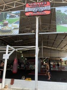 muay thai trainingskamp thailand