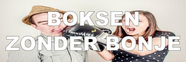 Boksen zonder sparren, no contact boksen, kracht en conditietraining
